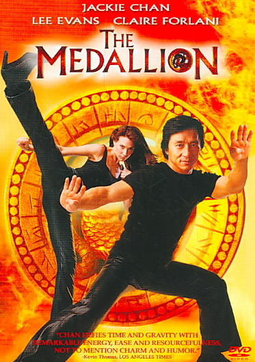 MEDALLION BY CHAN,JACKIE (DVD)