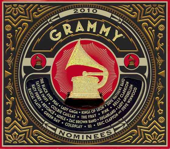 2010 GRAMMY NOMINEES (CD)
